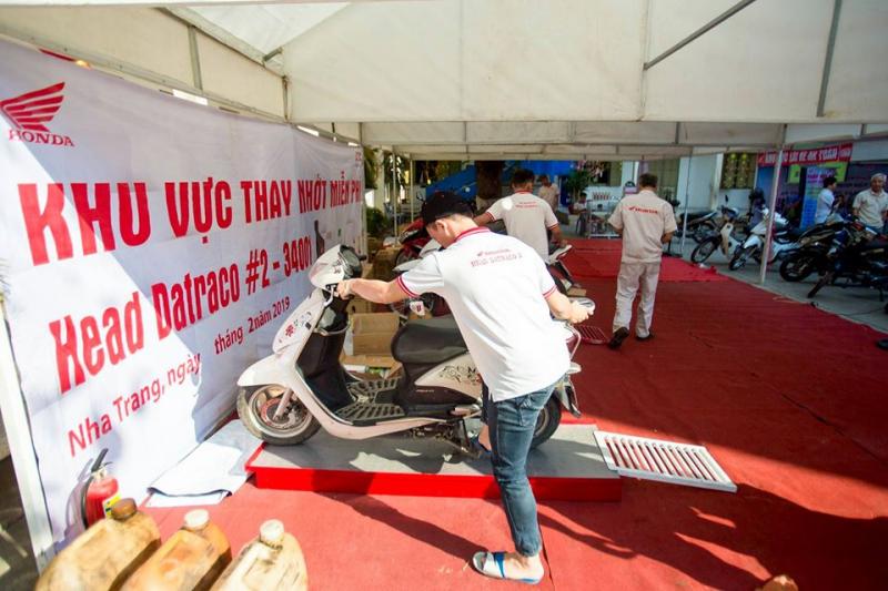 Top 5 Trung tâm bảo dưỡng xe máy honda uy tín nhất Nha Trang