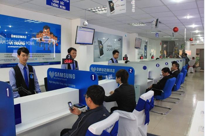 Trung Tâm Bảo Hành & Sửa Chữa Samsung
