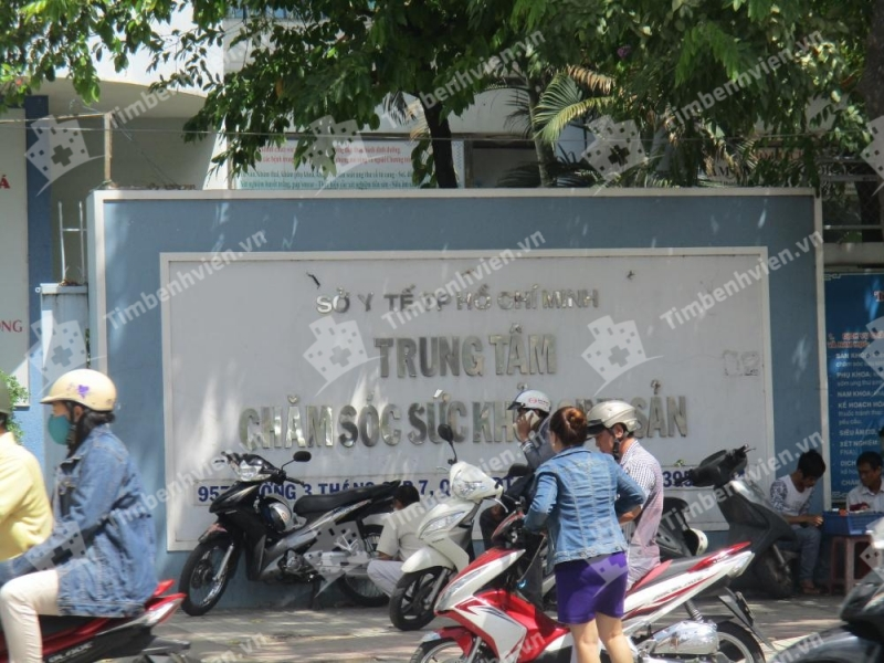 Trung tâm bảo vệ Sức khoẻ bà mẹ trẻ em và KHHGĐ