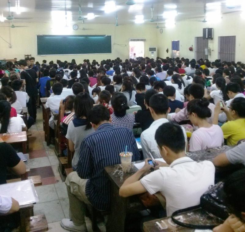 Trung tâm bồi dưỡng văn hóa Thăng Long