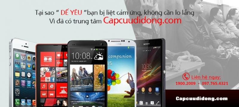 Trung tâm sửa chữa điện thoại Capcuudidong.com