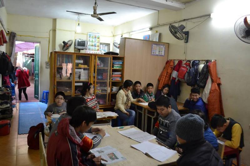 Trung tâm chăm sóc, dạy trẻ tự kỷ Phúc Tuệ