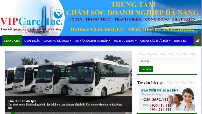 Trung tâm chăm sóc doanh nghiệp Đà Nẵng