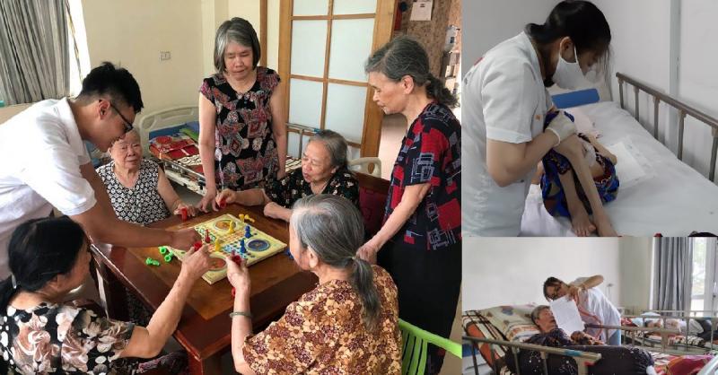Trung tâm Chăm sóc Người cao tuổi OriHome