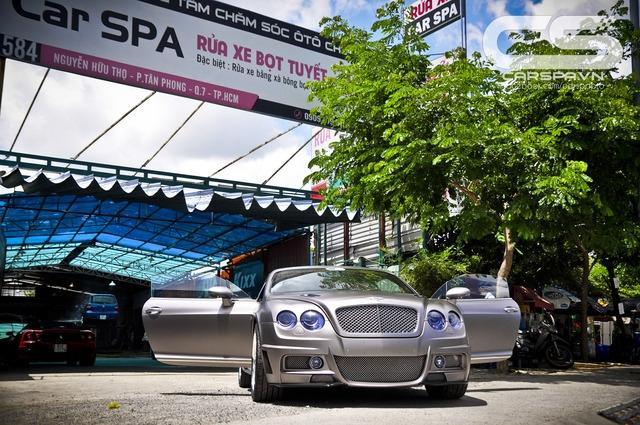 Trung tâm chăm sóc ôtô chuyên nghiệp Car Spa