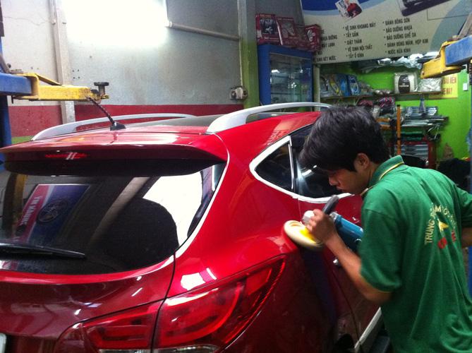 Trung tâm chăm sóc ôtô Hoàng Lê