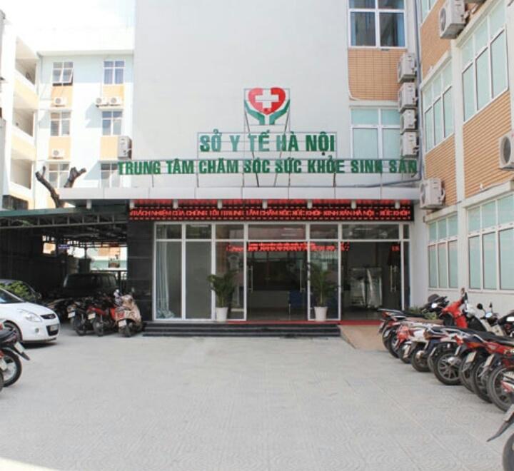 Trung tâm chăm sóc sức khỏe sinh sản Hà Nội