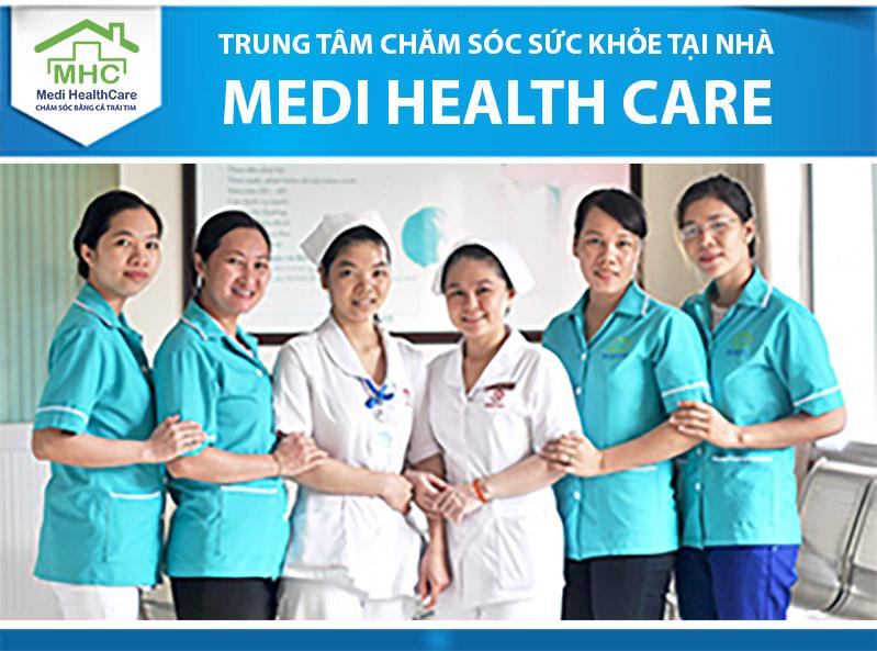 Trung tâm chăm sóc sức khỏe tại nhà Medi Health Care