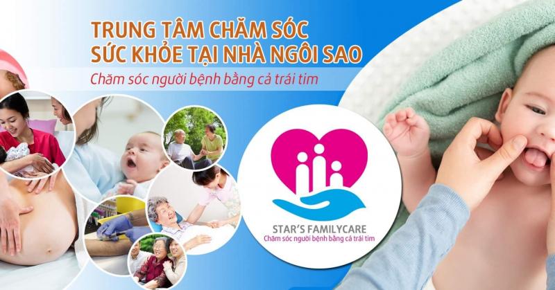 Trung tâm chăm sóc sức khỏe tại nhà Ngôi Sao