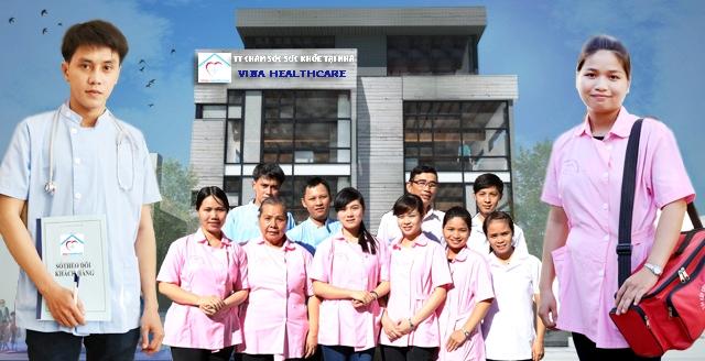 Trung tâm chăm sóc sức khỏe tại nhà Vina Healthcare