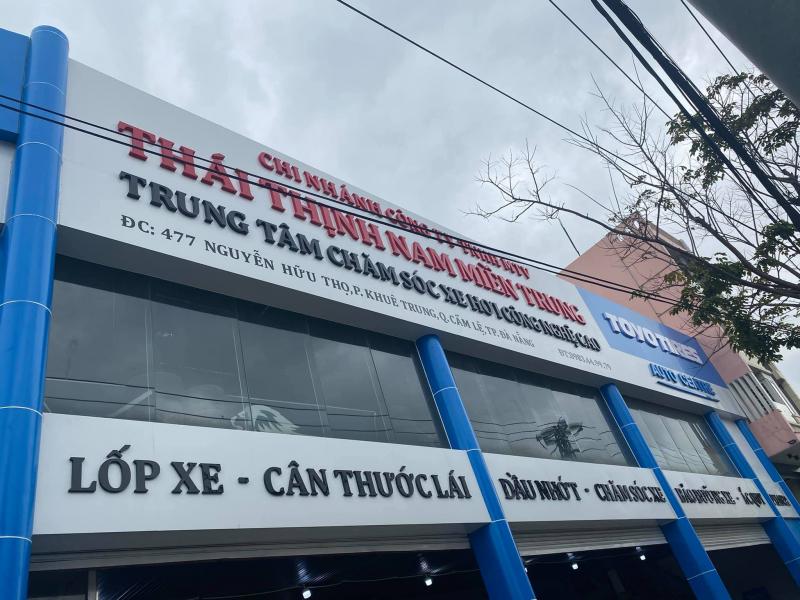 Trung Tâm Chăm Sóc Xe 3S Đà Nẵng