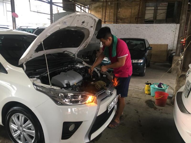 Trung tâm chăm sóc xe hơi Qúy Đạt