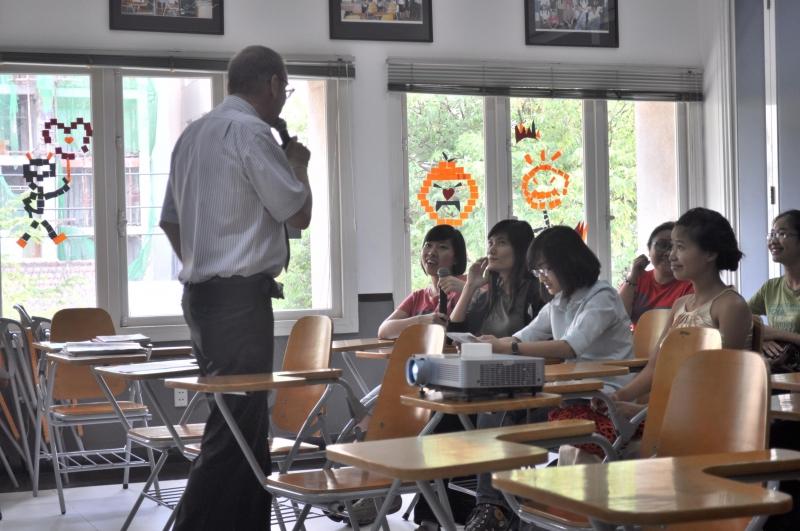 Trung tâm chuyên tiếng Pháp tại Vinafra là một trong những địa chỉ học tiếng Pháp chất lượng tại Hà Nội