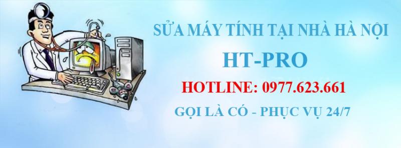 Trung tâm cứu hộ máy tính HT - Pro