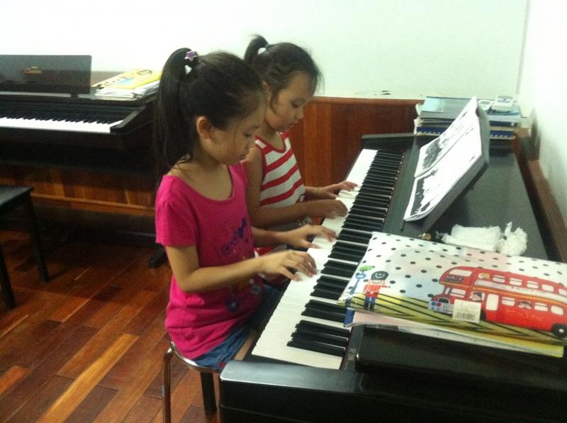 Trung tâm đào tạo âm nhạc Athena -  trung tâm dạy đàn Organ chất lượng tại Hà Nội