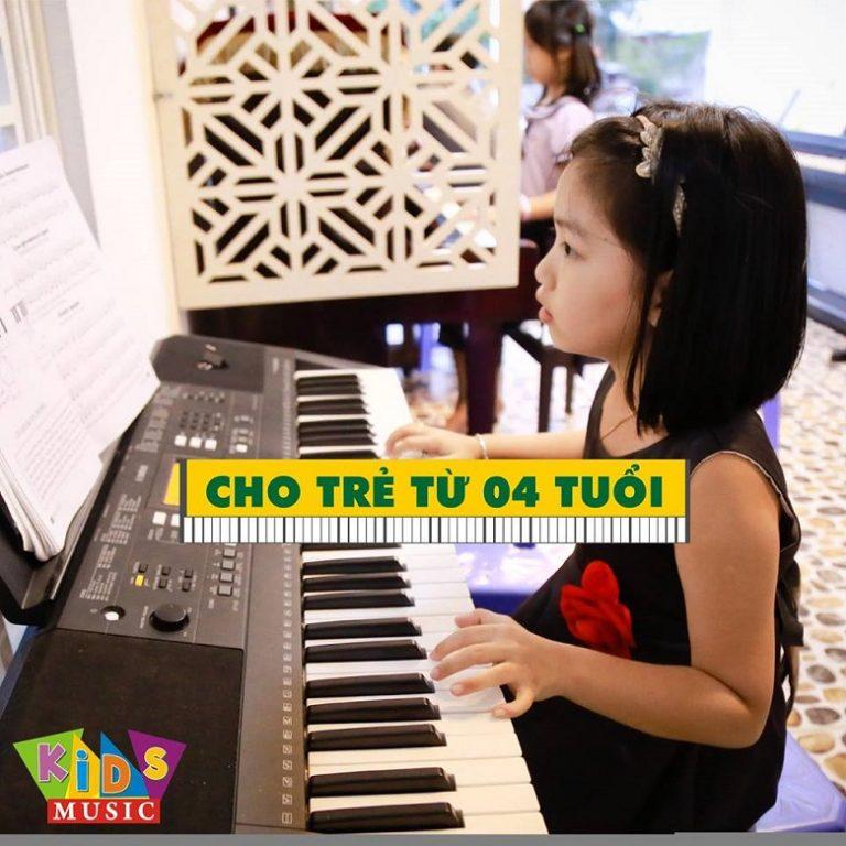 Trung tâm đào tạo âm nhạc cho trẻ em KIDS MUSIC Huế