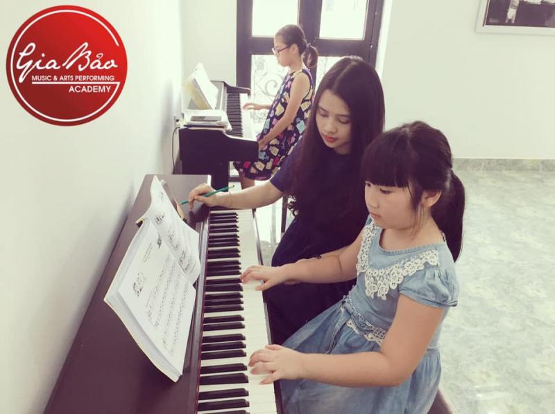 Trung tâm Đào tạo Âm nhạc Gia Bảo Huế
