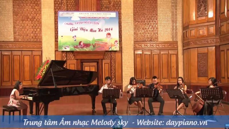 Trung tâm đào tạo âm nhạc Melody Sky
