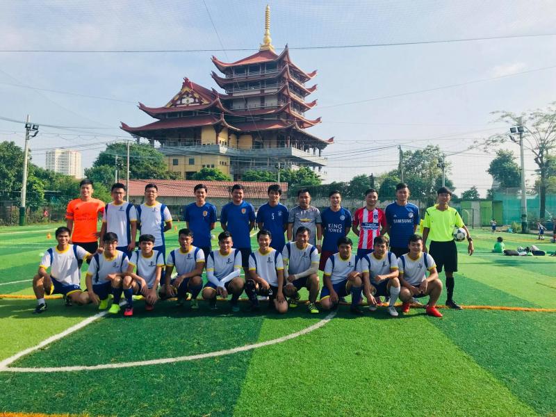 Lớp học bóng đá người lớn của Bóng đá Dương Minh