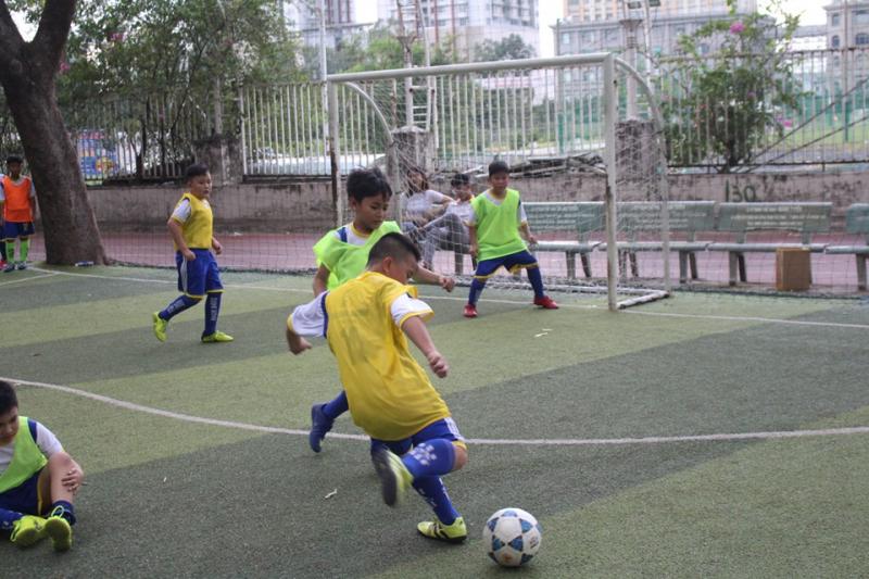Trung tâm đào tạo bóng đá Dương Minh Sài Gòn