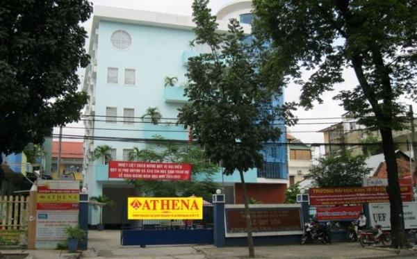Trung tâm đào tạo CNTT Athena