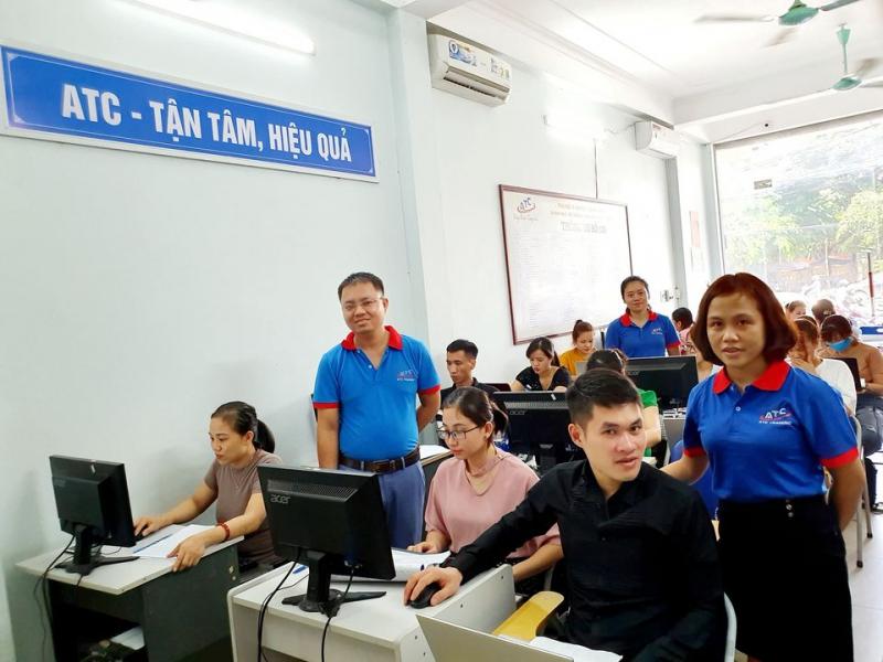 Trung tâm Đào tạo Kế Toán Thực tế - Tin học Văn Phòng ATC