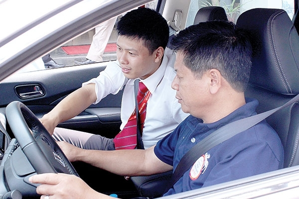 Trung tâm Đào tạo lái xe ô tô Khuê Mỹ