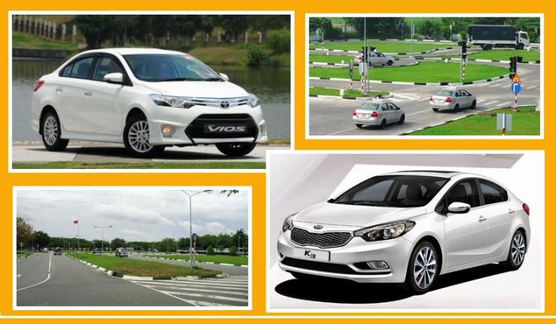 Top 5 Trung tâm đào tạo lái xe tại Nghệ An uy tín nhất