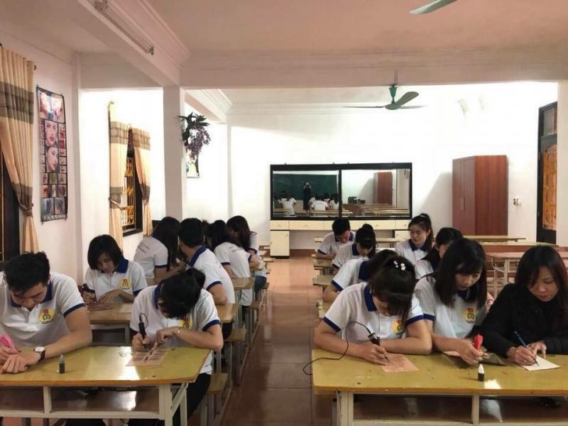 Các lớp học luôn kín học viên.