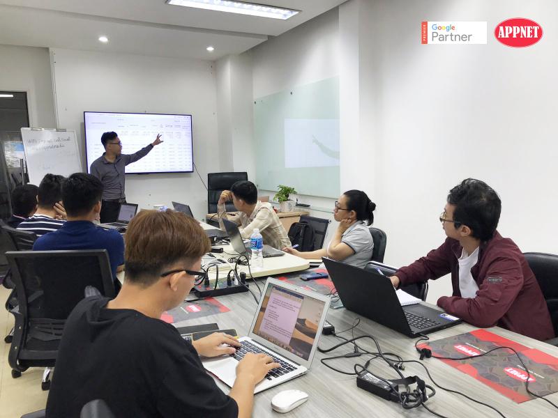 Trung tâm đào tạo marketing online Appnet