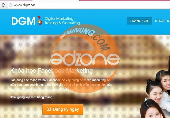 Top 9 Trung tâm đào tạo marketing online tốt nhất Hà Nội