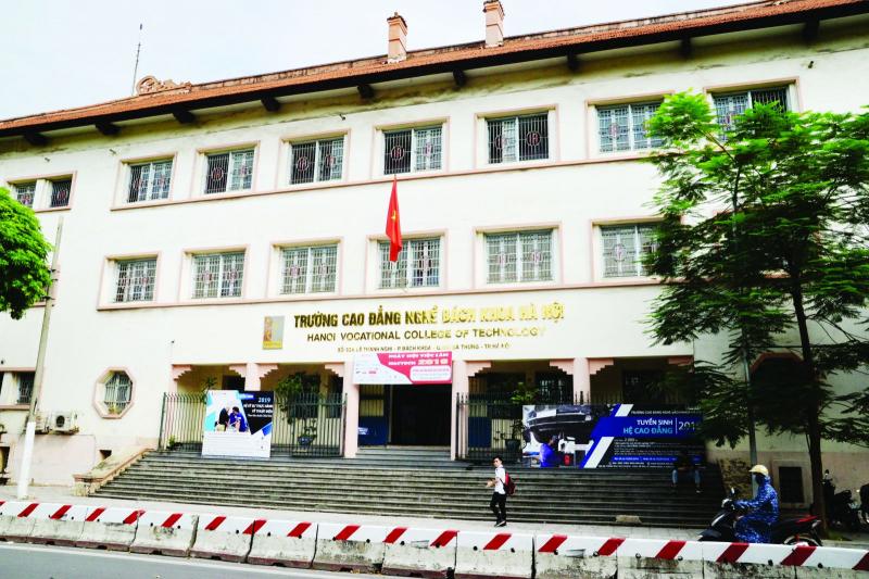 Trường Dạy Nghề Bách Khoa