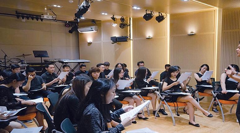 Trung tâm đào tạo nghệ thuật Sao Việt