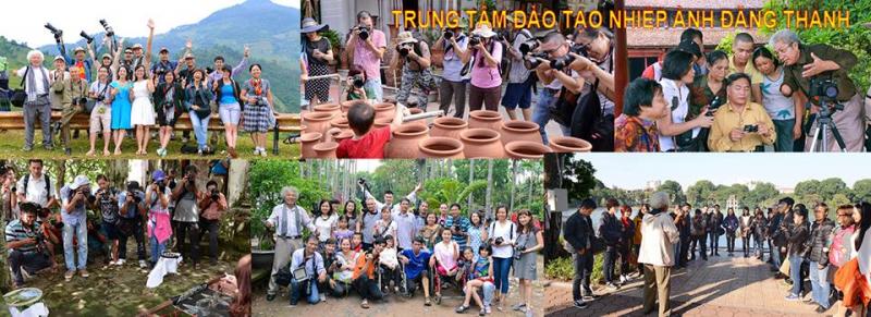 Trung tâm đào tạo nhiếp ảnh Đăng Thanh