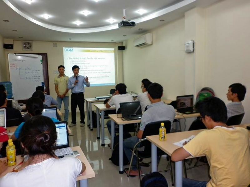 Top 10 trung tâm đào tạo SEO chuyên nghiệp nhất tại TPHCM