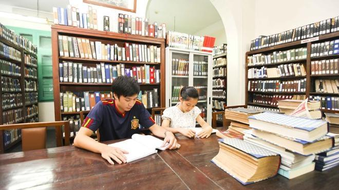 Trung tâm đào tạo tiếng pháp CFC- ĐHBK Hà Nội