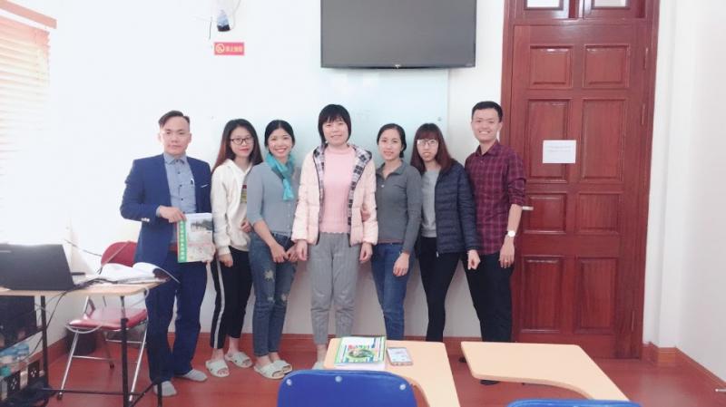 Trung tâm đào tạo tiếng Trung Chinese Hạ Long