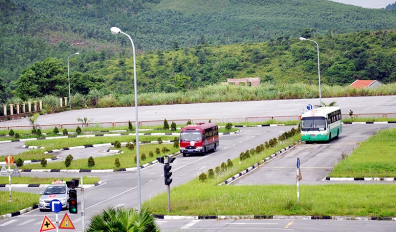 Trung tâm đào tạo và sát hạch lái xe Việt Thanh