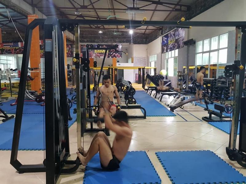 Trung Tâm Đào Tạo Võ Thuật - Fitness Miền Bắc