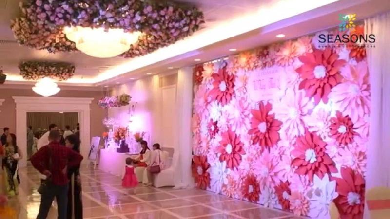 Trung tâm đặt tiệc cưới Seasons