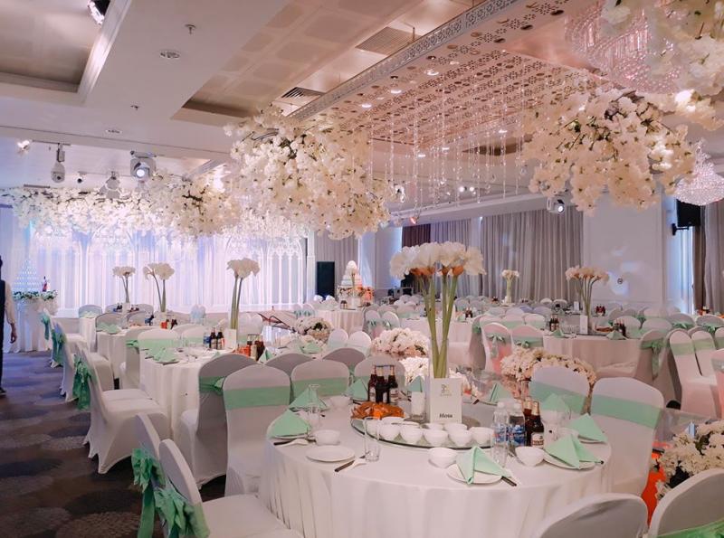 Trung tâm đặt tiệc cưới Seaseons
