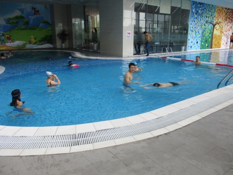Trung tâm dạy bơi MPC