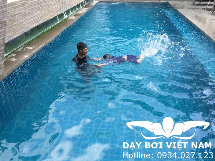 Trung Tâm Dạy Bơi Việt Nam