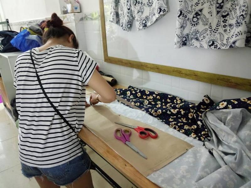 Trung tâm dạy cắt may Minh Hiền - Trung tâm dạy cắt  may uy tín nhất TP. HCM