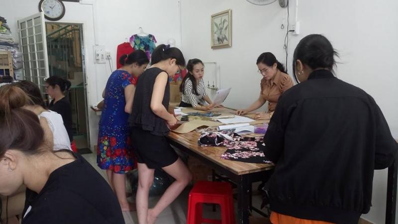 Trung tâm dạy cắt may Minh Hiền luôn cam kết dạy công thức chuẩn