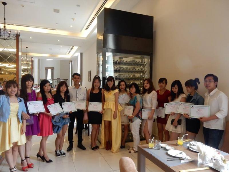 Trung tâm dạy cắt may Trang Nhung - Trung tâm dạy cắt  may uy tín nhất TP. HCM