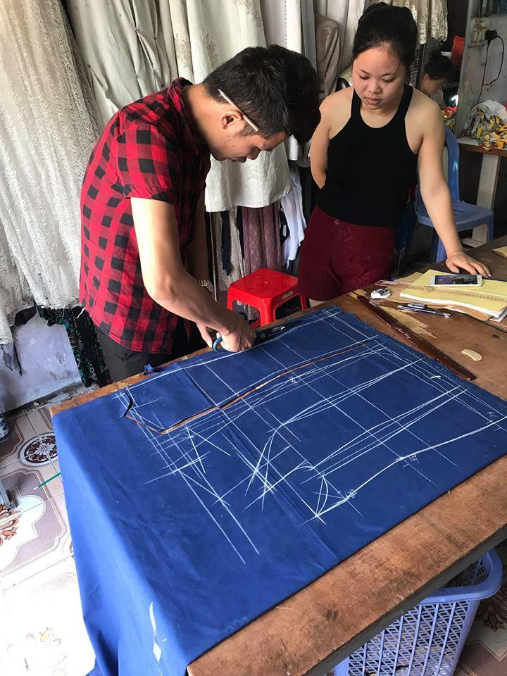 Trung tâm dạy cắt may May Nguyễn