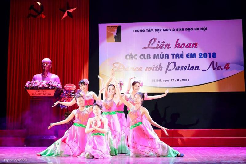 Trung tâm Dạy Múa & Biên đạo Hà Nội