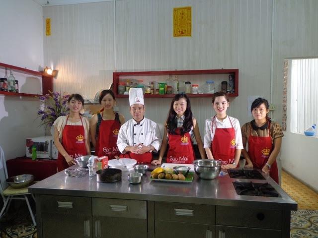 Học nấu ăn hà nội