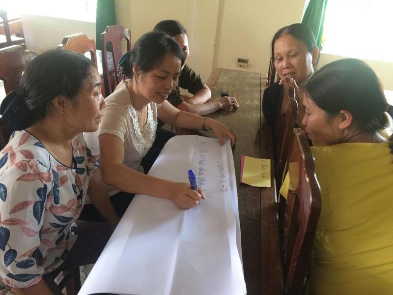 Trung tâm dạy nghề Hội liên hiệp phụ nữ thành phố Huế
